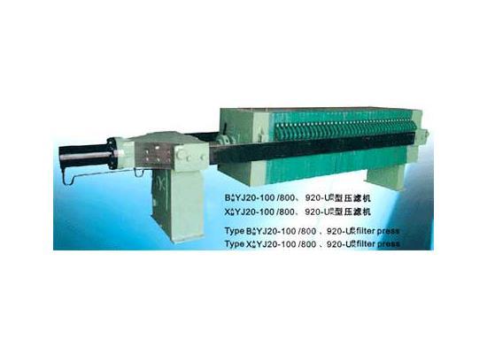 压滤机、污泥脱水机(各种规格型)