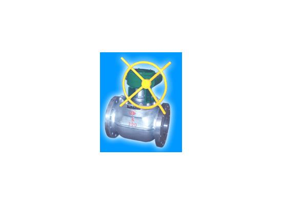 補償密封防火球閥(ZL 97 2 27548.7)