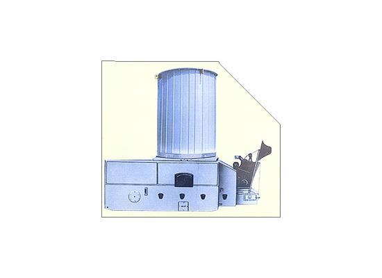 立式链条炉排燃煤陡然冷笑导热油锅炉�(YLL )