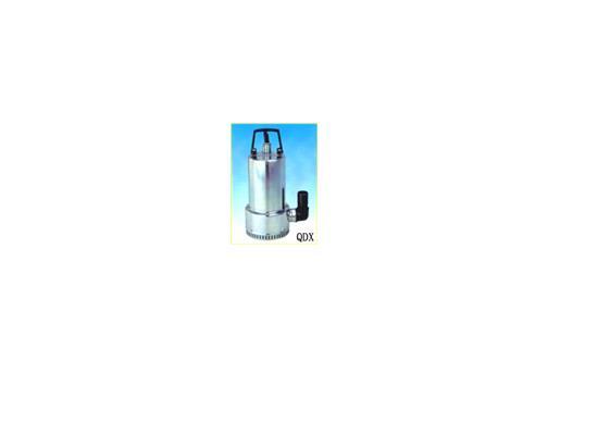 不锈钢潜水电泵 (QDX型)
