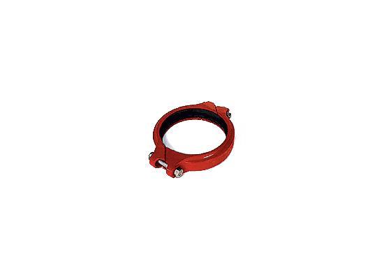 溝槽式管件/卡箍(H-101)