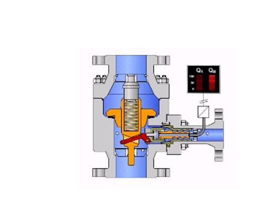Schroedahl自动再循环站立在汽车顶上阀(SUL TDM TDL)