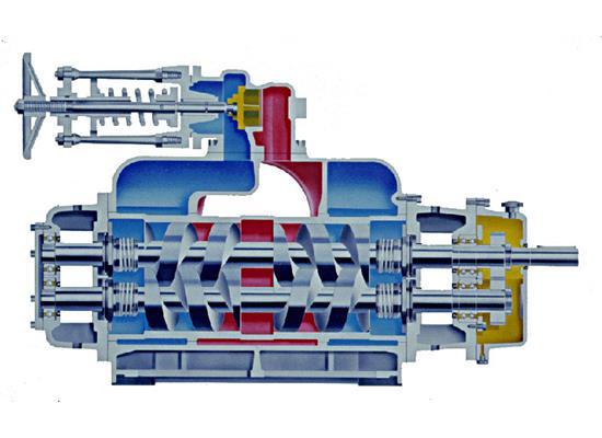 ALLWEILER双螺杆泵(ALLWEILER双螺杆泵)