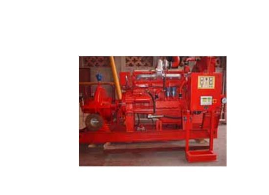 柴油机消防泵组(XBC)