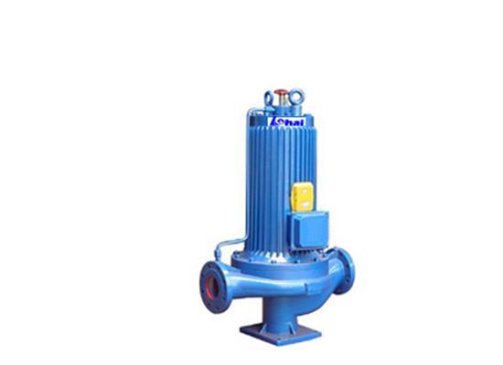 屏蔽式管道泵(LHP)