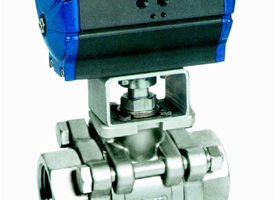 气动电动阀门(Q611F-63R\Q911F-63R)
