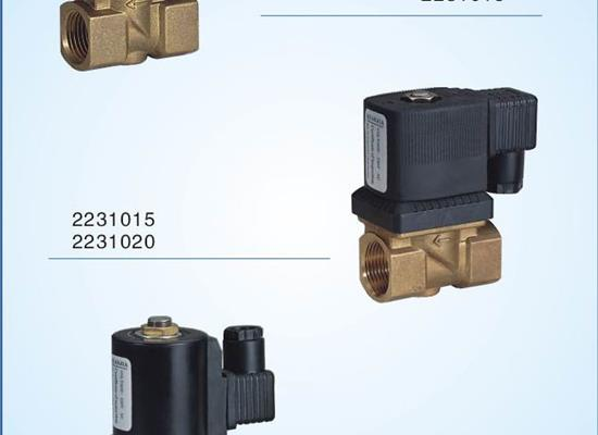 电磁阀(223系列零压启动)