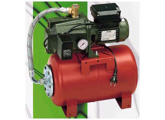 不锈钢自动自吸泵(AQUAJETINOX110M)