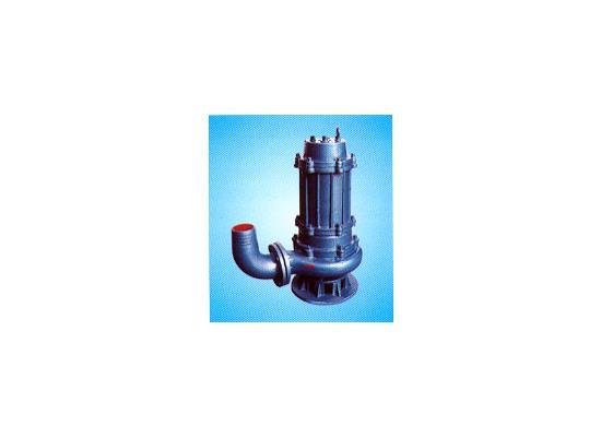 潜水式一道人影若�[若�F排污泵(QW、WQ型)