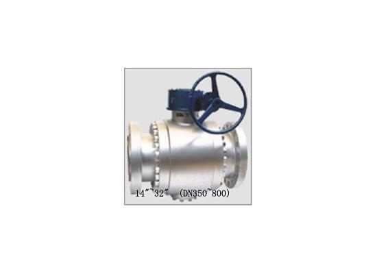 SDV 固定球阀(Q347F-16P-DN100-700)