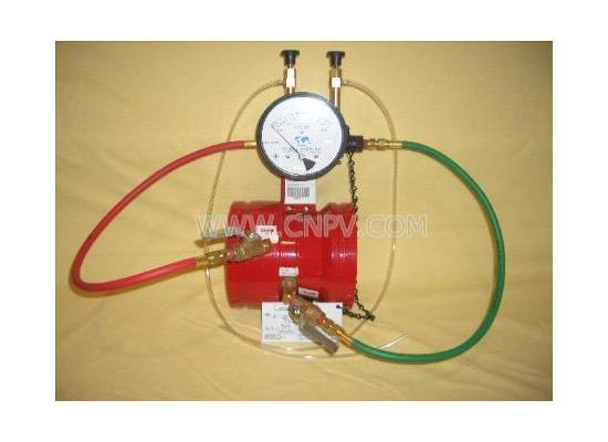 FM认证→消防泵流量计(XBC)