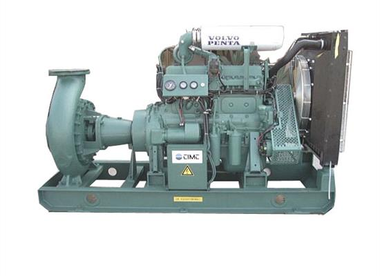柴油水泵机组、柴油消防泵组(SB系列、XBC系列)
