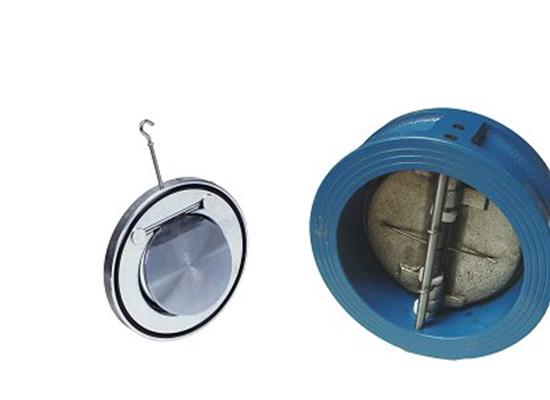 单双瓣截止阀(check valve)