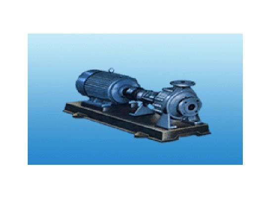 風冷式離心熱油泵(BRY型)