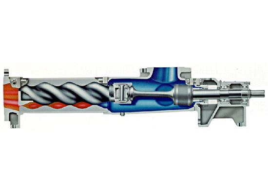 ALLWEILER单螺杆泵(ALLWEILER单螺杆泵)