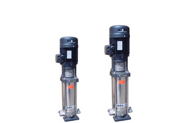轻型立式多级离心泵 (QDL2/QDLF2)