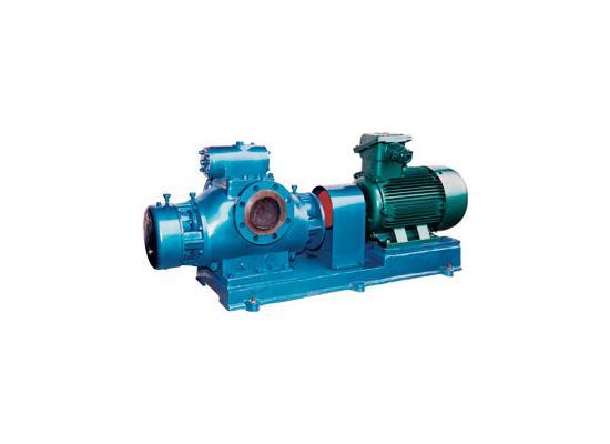 双螺杆泵(2HE系♀列双吸双螺杆泵)
