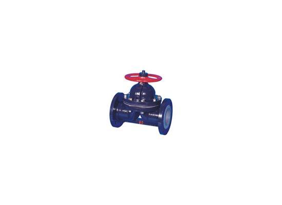 聚全氟衬里隔膜阀(DN15-300)