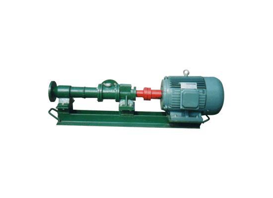G系列螺√杆泵,污水泵、稠浆泵、渣浆泵。(G19-1~G120-1 )