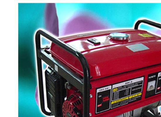 陆伯特 RBT5000A 汽油发�电机组(RBT5000A)