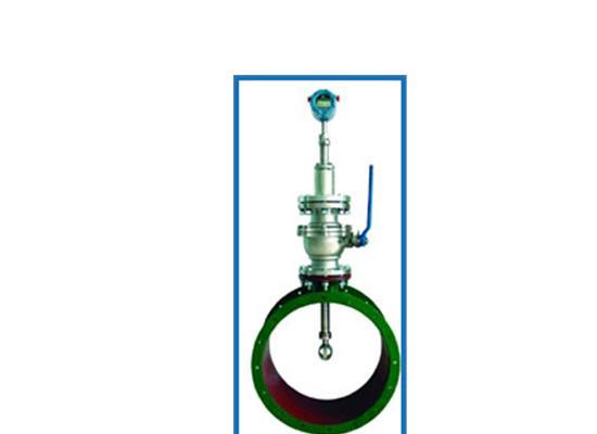 插入式涡街流量传感器(变送器)(LUGEDN200~1500)