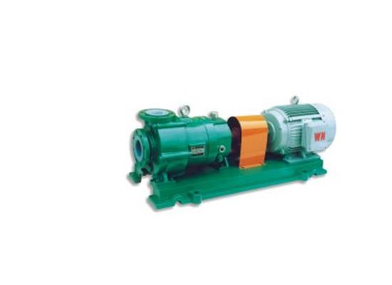 氟塑料磁力泵(CQB系列)