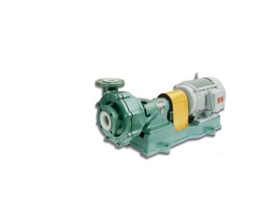 氟塑料砂漿泵(UHB-ZK系列)