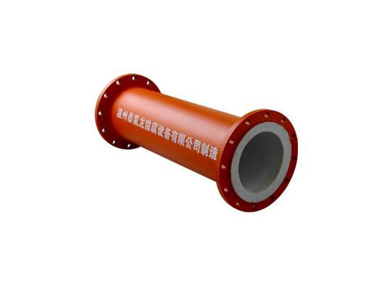 聚四氟乙烯碳钢紧衬管(可以依一定的标准)