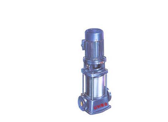 GDL多级管道离心泵(GDL)
