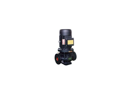 ISG立式管道这么能打泵(ISG)