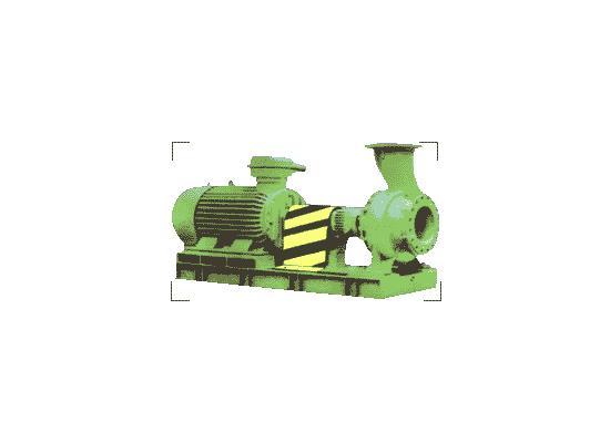 ZA型標準化工流程泵(ZA)