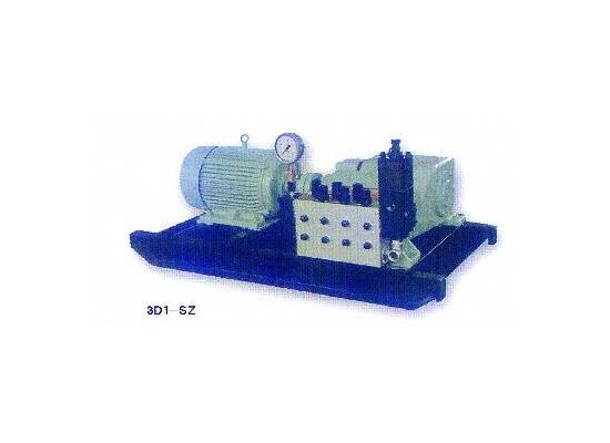 天津通潔供應3D1系列柱塞泵(3D1-SZ)