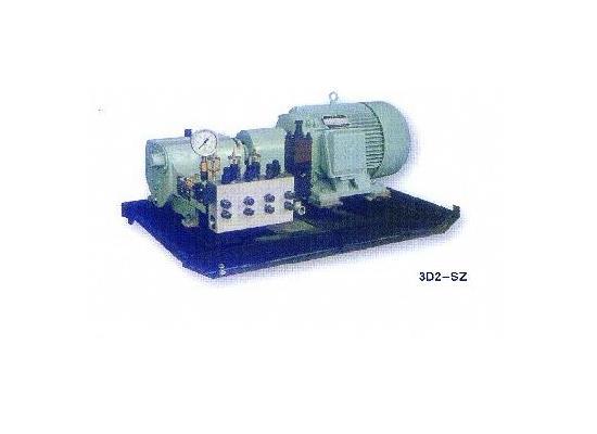 天津通潔供應3D2-SZ柱塞泵(3D2-SZ)