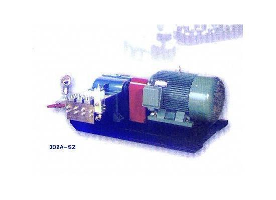 天津通潔供應3D2A柱塞泵(3D2A)