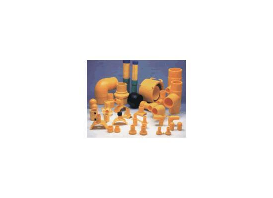 PE管材、管件、PE球閥(25-630mm)