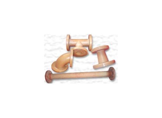 增强聚丙烯管及配件系列(DN15-DN400)