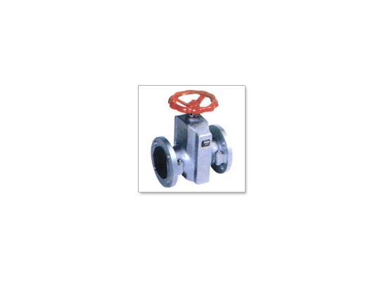 铝合金管夹阀(L-160)