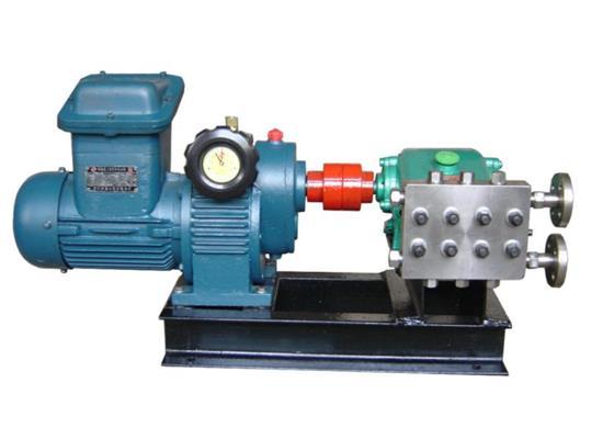 三柱塞计量泵(3DJ系列)