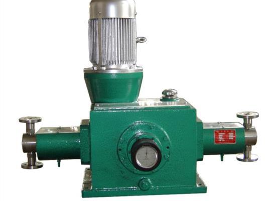 双柱塞泵(2JD-380/5)
