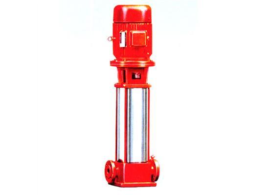立式多级消防泵(XBD(I)型)