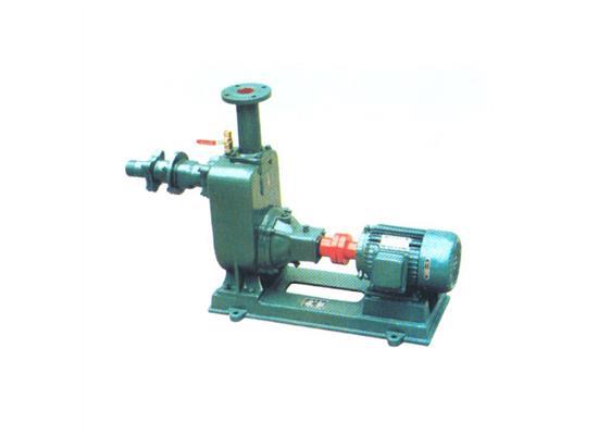 自吸无堵塞排污泵(ZW型)