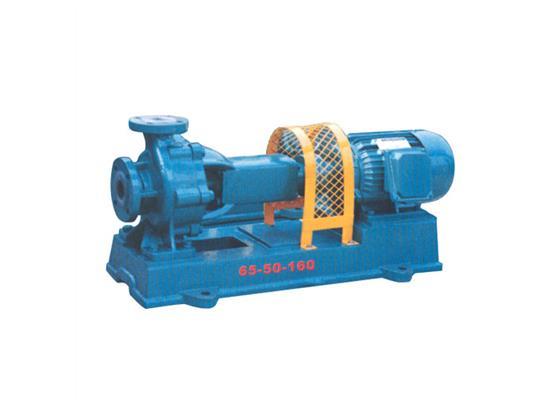 氟塑料衬里化工泵(IHF型)