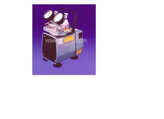 GAST实验室真空打气两用无油气泵(DOA-P504-BN)