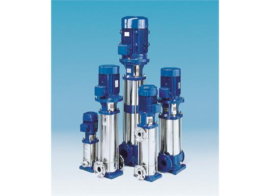 LOWARA-SV不锈钢立式多级泵(全系列)