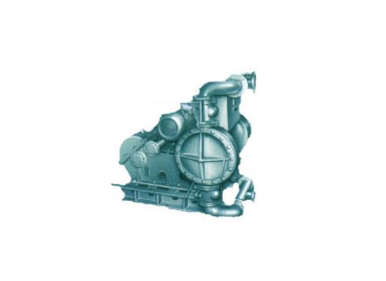 液動式隔膜泵(YGB型)