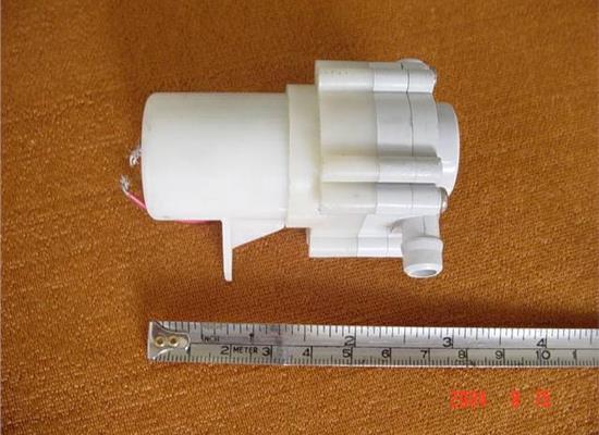 全塑料齿轮泵(CBS3-1.9)