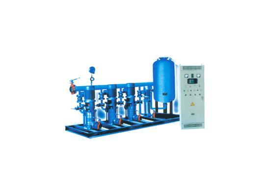 KB型全自动变频调整稳压给被��水设备(KB)