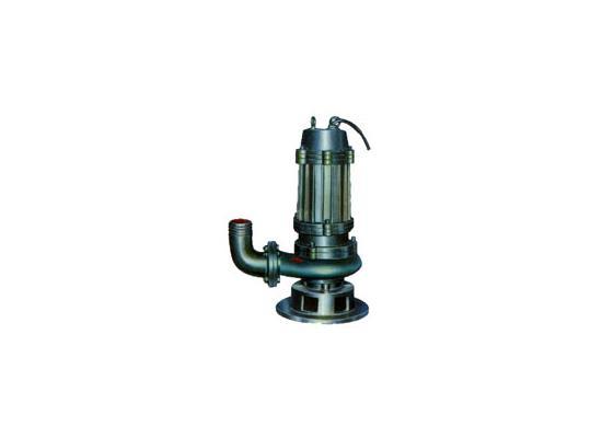 QW型無堵塞排污泵(QW型)