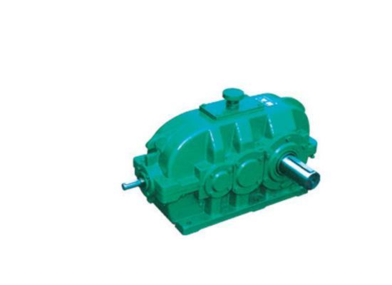 圆锥圆柱齿轮减速器 (DBY型和DCY型)