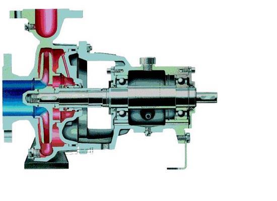 ALLWEILER(阿尔维勒)高温热媒泵(NTT NTH CLT CNH)